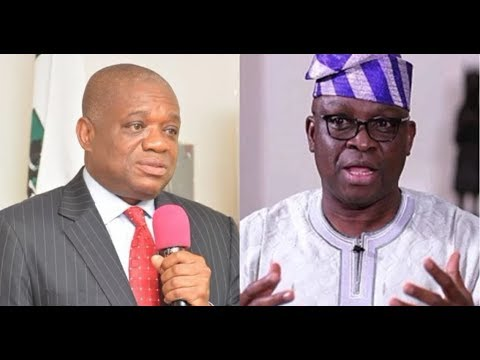 Revealed: How Ayo Fayose hide in My House for 90 days after his 2003 Impeachment - Orji Kalu