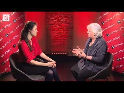 Above the Parapet – Women in Public Life: Juliet Lyon
