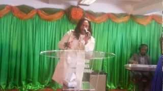 Ivy Kombo-Kasi: We Worship You