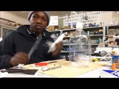ELECTROSTATICS+BIO Improvisation of experiment materials for science lesson