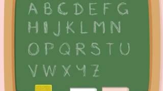 песня ABC  Английский алфавит