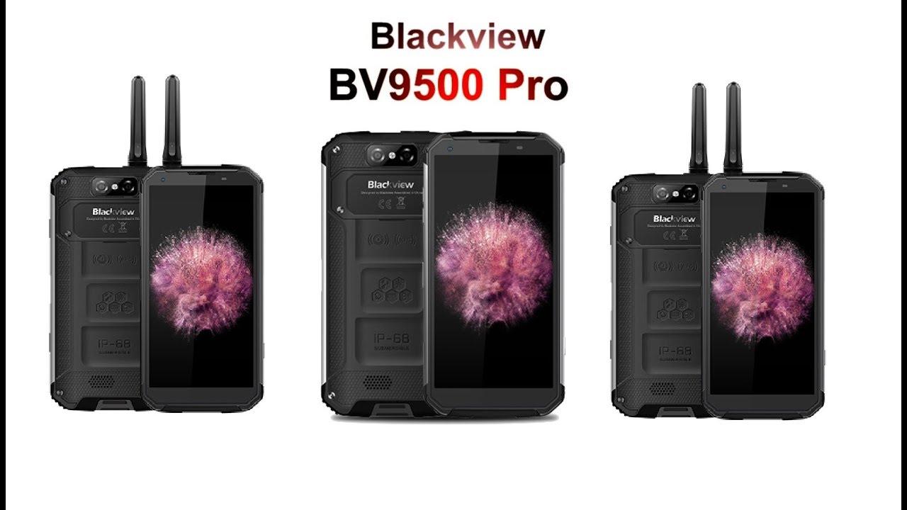Blackview Bv9500 Pro 6gb Ram Rugged Smartphone Youtube