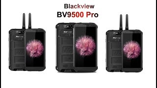 Blackview BV9500 Pro - 6GB RAM rugged smartphone
