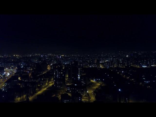 4 K Gece Talas Kayseri