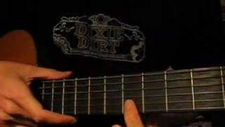 How to turn a Guitar into a Ukulele (with a Capo)