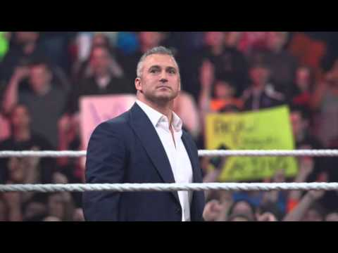 WWE- Shane McMahon 2016 - Theme Song ARENA...