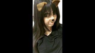 20180519 梶川愛美ちゃん(原宿駅前パーティーズNEXT・原宿乙女)twitte...