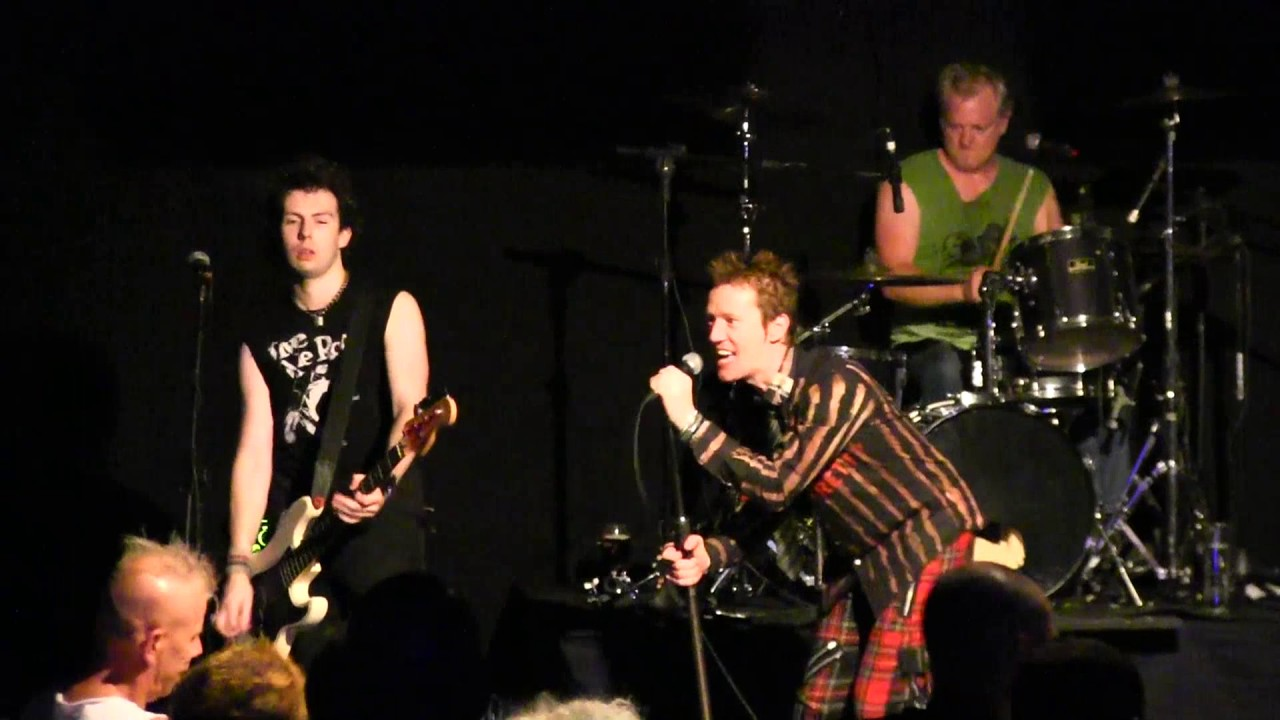 the sex pistols experience tribute band in Chesapeake