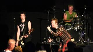 Sex Pistols Experience - tribute band.God Save The Queen MFN,Nottingham-01.07.2017.