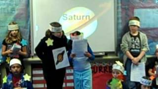 Solar System Reader's Theatre for Kids