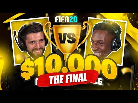 JOSH VS TOBI - SIDEMEN FIFA 20 $10,000 ROYAL RUMBLE FINAL