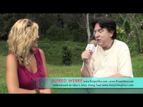Alfred Webre - Time Travel, Life on Mars, Parallel Realities and Dimensions