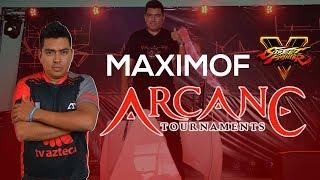 Nuevo jugador Maximof y el Torneo Arcane!
