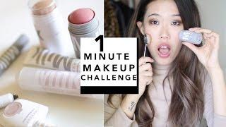1 Min Makeup with Milk Makeup #UOBeautyChallenge