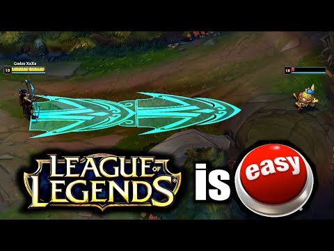 League of Legends is EASY #1 thumbnail