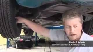 V Karlovarském kraji chybí peníze na opravu silnic    Doprava    ČT24    Česká televize