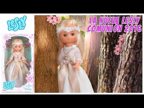 Nueva Muñeca Lesly Comunión 2016