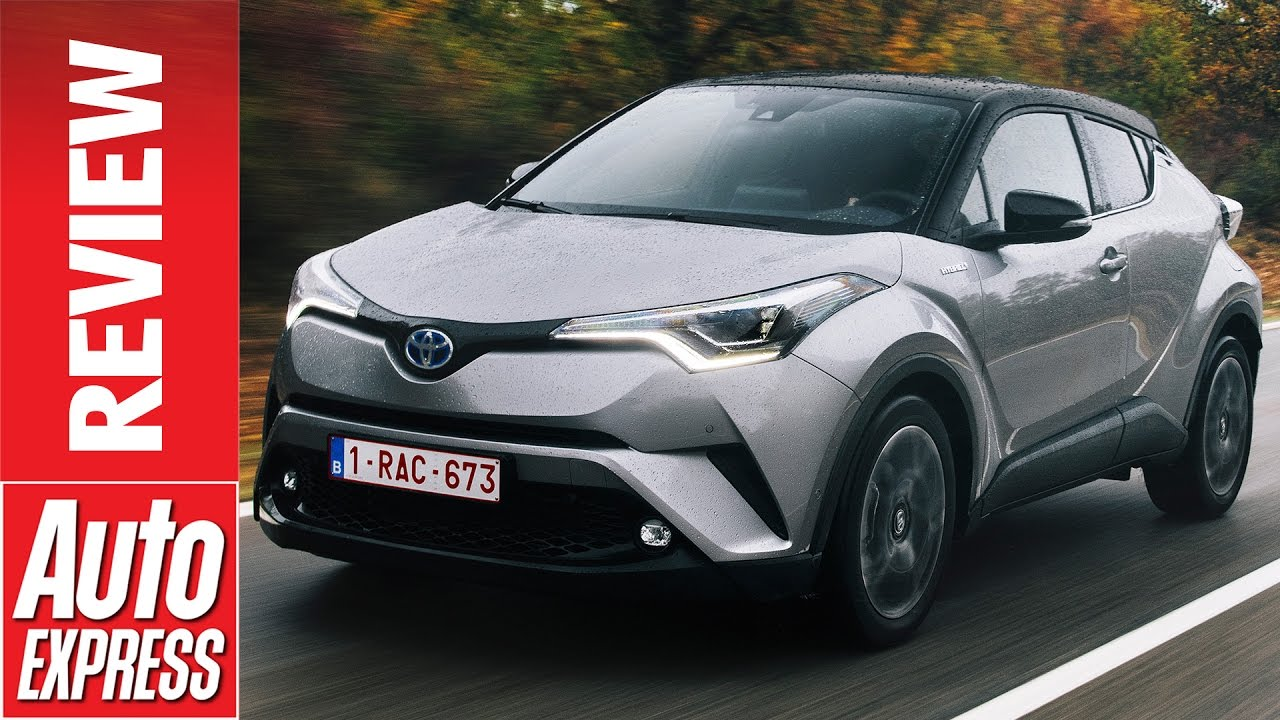 Toyota Finance Deals >> New Toyota C-HR hybrid review: funky crossover goes ...