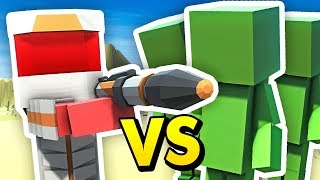 NEW FUTURE UNITS vs ZOMBIES IN ANCIENT WARFARE 3 (Ancient Warfare 3 Funny Gameplay)