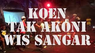 "Gambar cover RUKUN RASTA - MURID VS GURU ""LERENONO"". Reggae Indonesia"