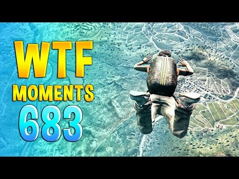 PUBG WTF Funny Daily Moments Highlights Ep 683