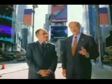I Love New York Commercial 9/11 2001