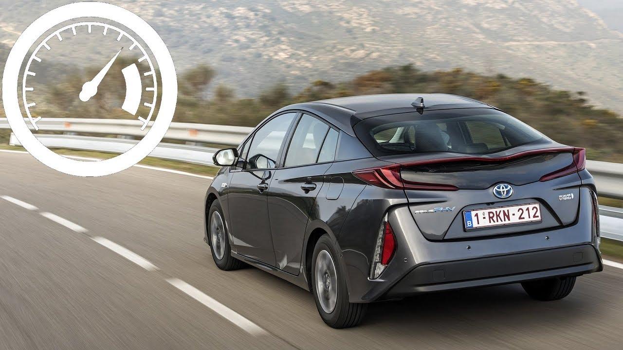 Toyota 0 60 >> Toyota Prius Plug In Hybrid Acceleration 0 60 Mph 0 100 Km H 0 162 Km H 1001cars