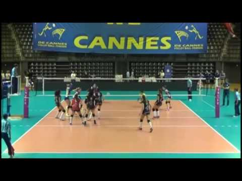 Maeva Orle - Highlights 2016-17 France A1