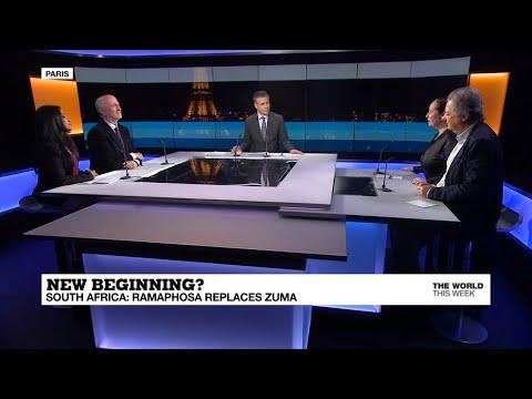 New Beginning? Ramaphosa Replaces Zuma in South Africa