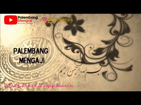 Ustadz Ahmad Taufik Hasnuri Sholawatan