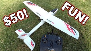 Super Easy Beginner Rc Airplane // Volantex Ranger 600 ✈️👍