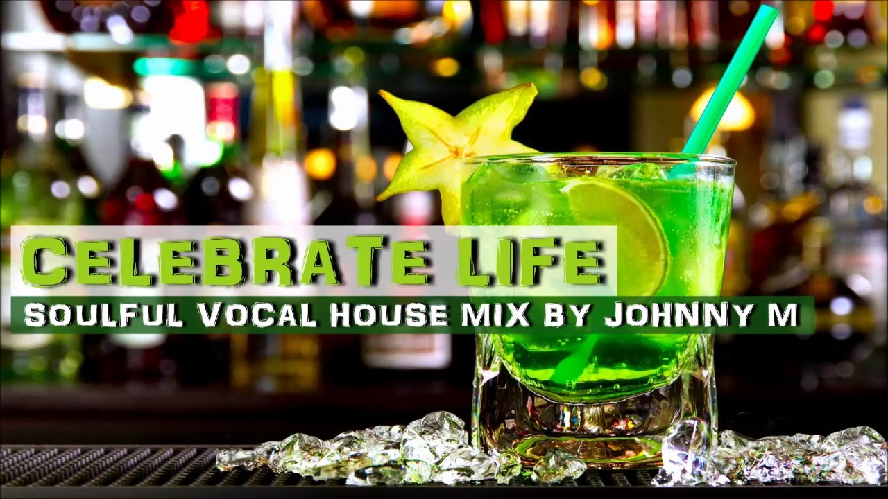 Celebrate life soulful vocal house set 2017 mixed by for Soulful vocal house