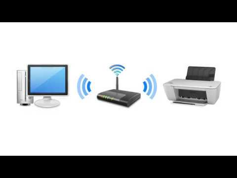 Connect HP Printers Deskjet 2540 Series to Wifi How to connect to Wi Fi