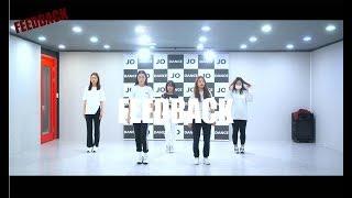 [직장인 방송댄스]레이디스코드-Feedback(너의대답은)안무 성남댄스학원 위례댄스학원 제이오댄스