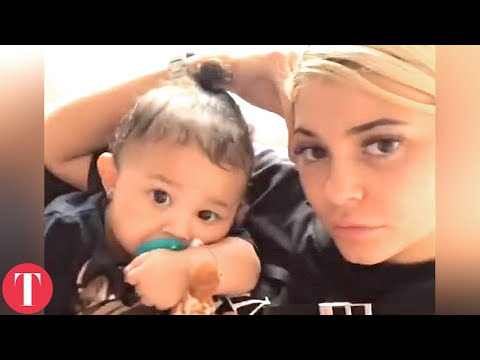 The Truth About Kylie Jenner's Pregnancy With Stormi Revealed On KUWTK