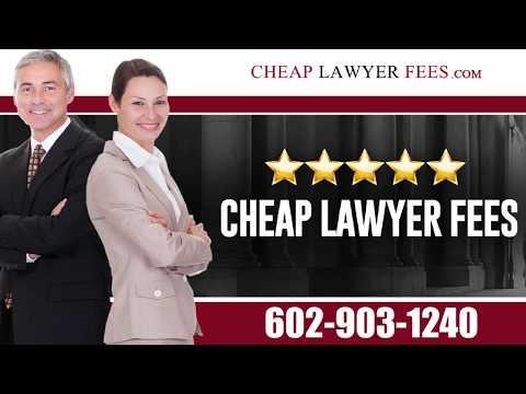Cheap Lawyers Phoenix AZ