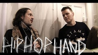 Hiob über Abgesänge, sein Produzenten-ICH und seine V-Mann-Zeit – Interview HipHopHand