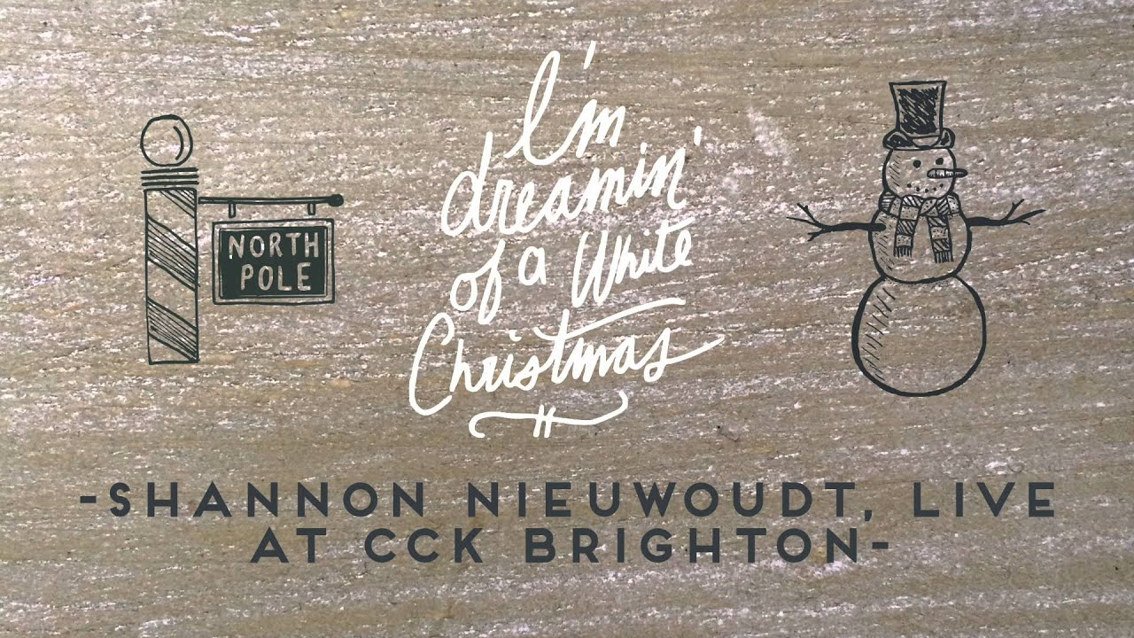 White Christmas // Shannon Nieuwoudt Cover Image