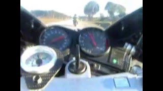Honda CBR900RR Turbo 300 bhp