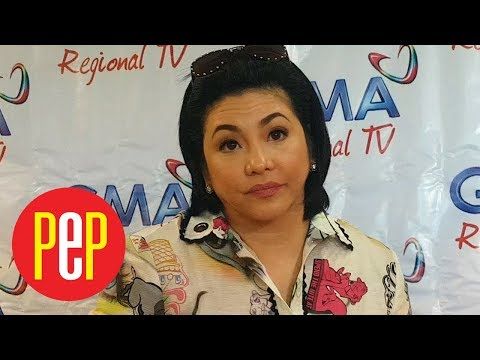 The one thing Regine Velasquez wasn't sure of all these years...