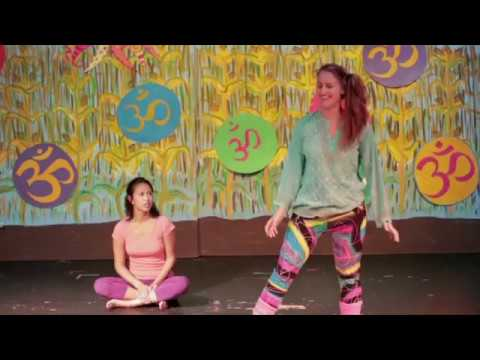 Kids Yoga Musical: WEE YOGIS PLAY