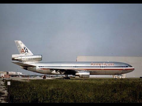 American Airlines Flight 191 ATC Recording