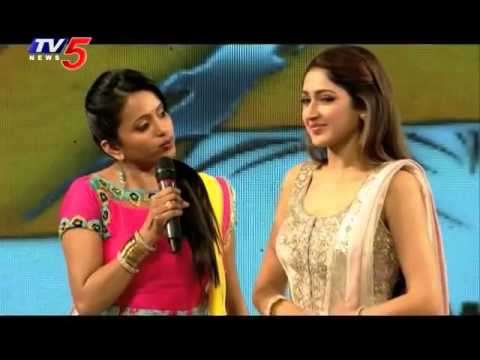 Sayesha Saigal Hot Dance Performance At...