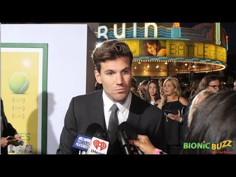 Austin Stowell  at World Premiere of Battle of the Sexes