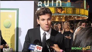Austin Stowell Interview at World Premiere of Battle of the Sexes