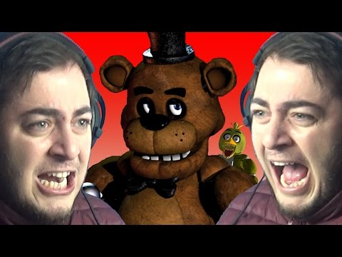 Korku Oyunu - Five Nights At Freddy's