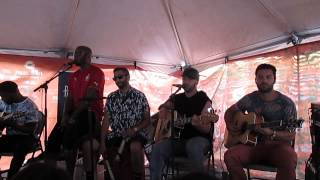 Bad Rabbits live acoustic We Can Roll