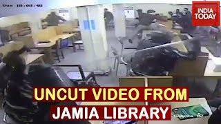 The Uncut Video Of Jamia Campus Violence, What Is The Real Truth?