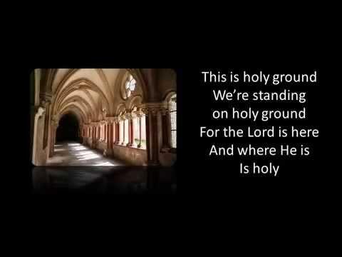 Holy Ground -- Medley