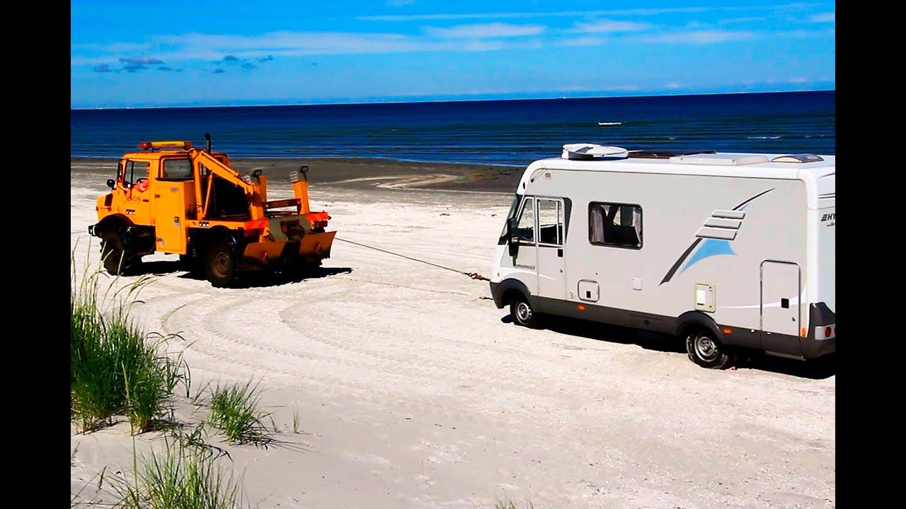 Römö Camping Wohnmobil